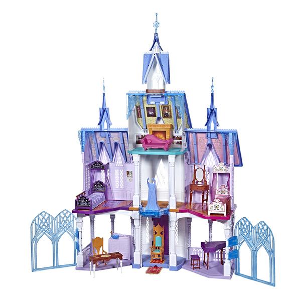 Chateau d'Arendelle 152 cm de Anna et Elsa - La Reine des Neiges 2