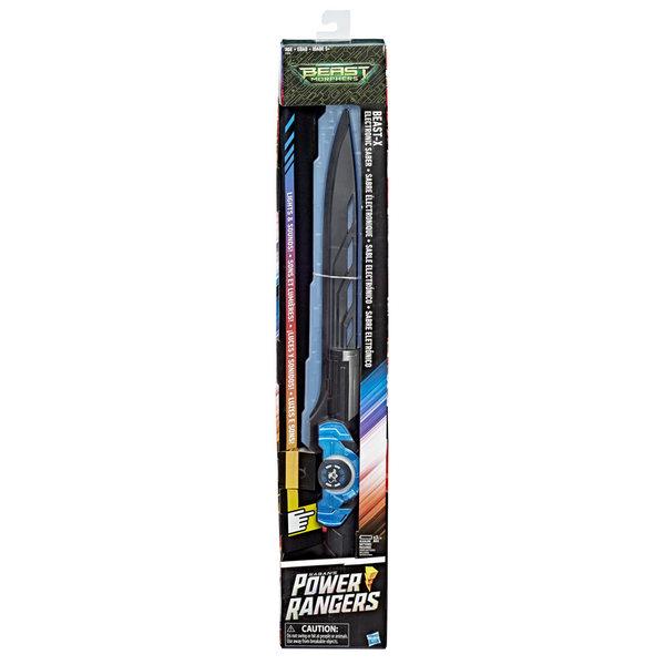 Sabre électronique 50 cm - Power Rangers Beast Morphers