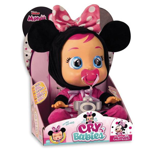Poupée Cry Babies Minnie