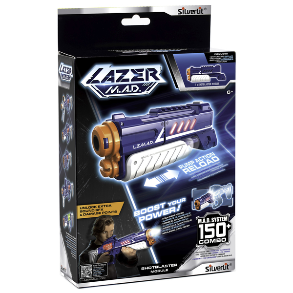 Shotblaster module - Lazer M.A.D