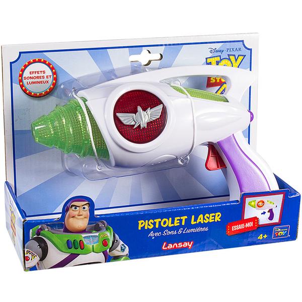 Disney Toy Story 4 - Le pistolet Laser de Buzz l