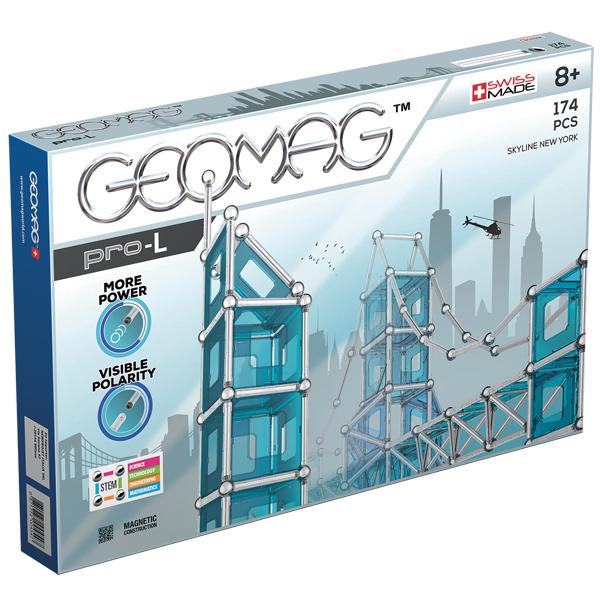 Geomag pro-L New York Skyline 174 pièces