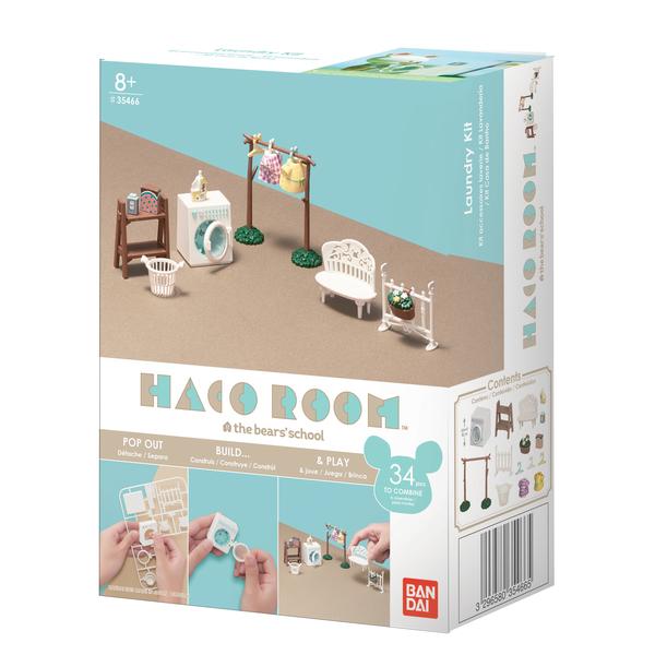 Haco Room - Kit laverie