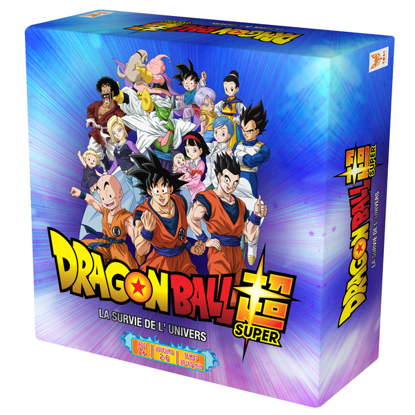 Jeu Dragon Ball Super
