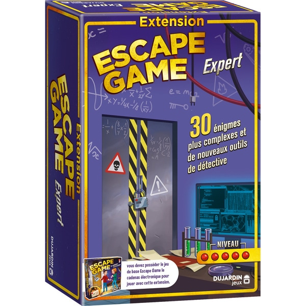 Extension Escape Game Expert