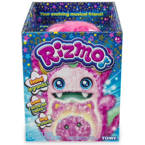 Peluche interactive Rizmo Berry