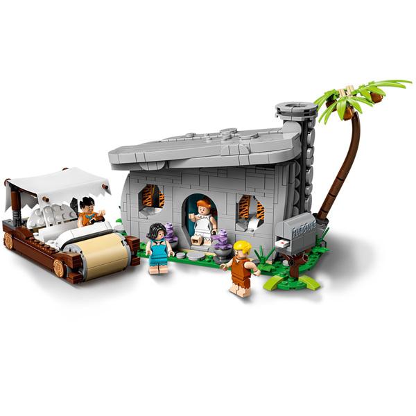21316 - LEGO® Ideas Les Pierrafeu