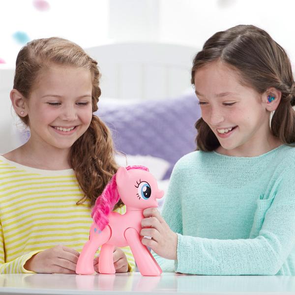 My Little Pony - Pinkie Pie rigolote