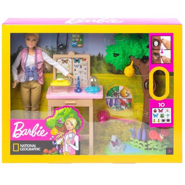 Barbie Poupée National Geographic