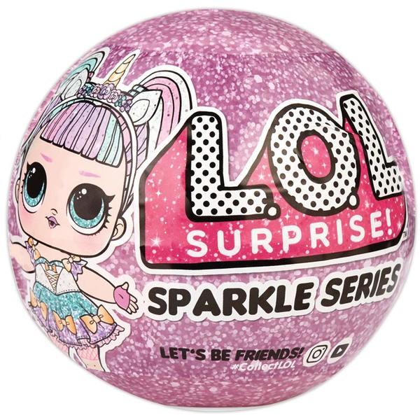 Boule LOL Surprise Sparkle Series