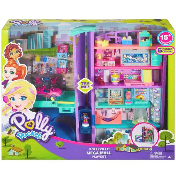 Centre Commercial Polly Pocket
