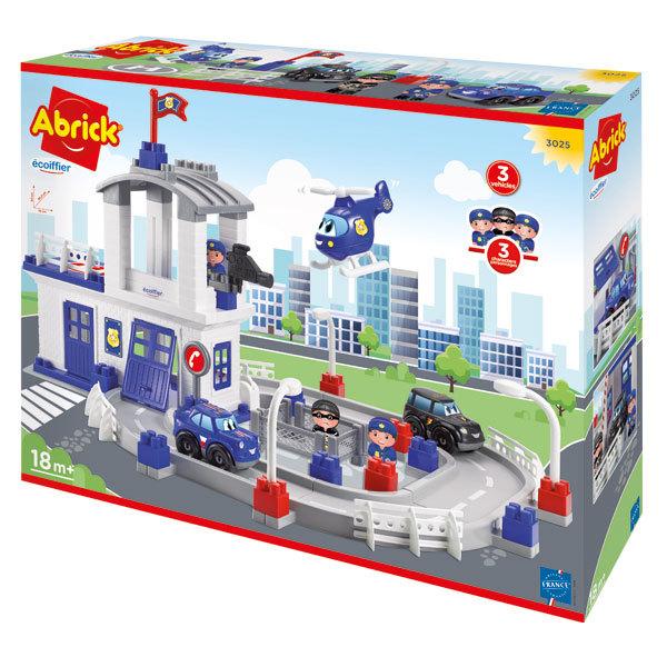 Abrick-Coffret Caserne de police