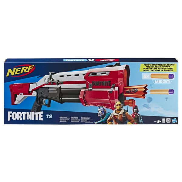 Pistolet Nerf TS - Fortnite