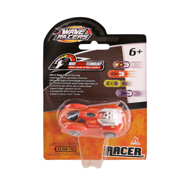 Véhicule Wave Racers