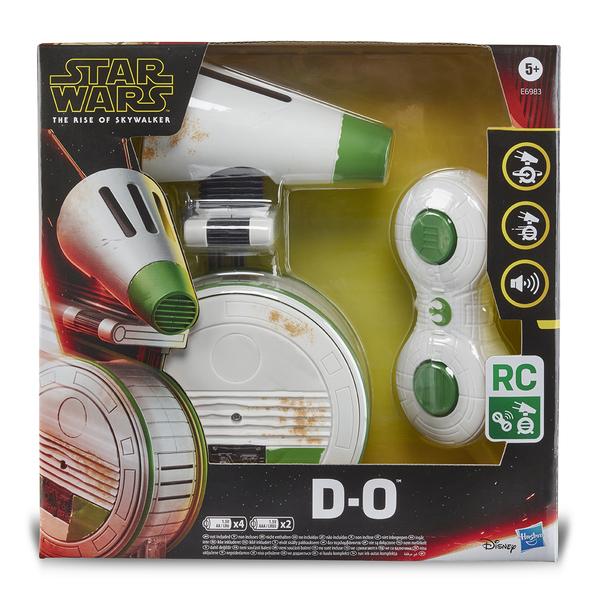 Robot télécommandé Droïde D-0 Star Wars 9