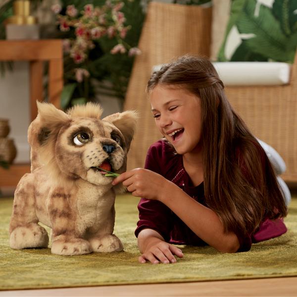 Peluche interactive Simba Furreal Friends - Disney Le Roi Lion