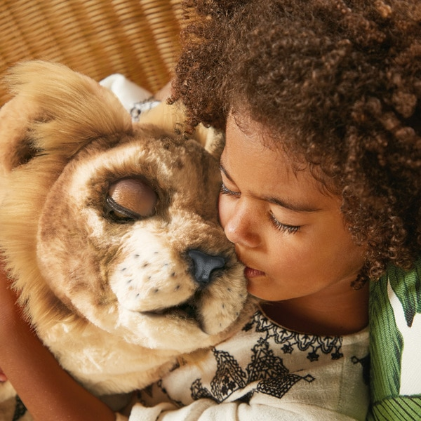 Peluche interactive Simba Furreal Friends - Disney Le Roi Lion