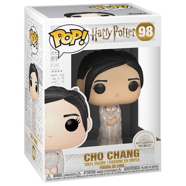 Figurine Cho Chang bal de Noël 98 Harry Potter Funko Pop