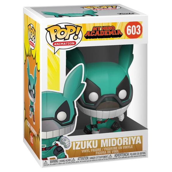 My Hero Academia - Figurine Izuku Midoriya Funko Pop