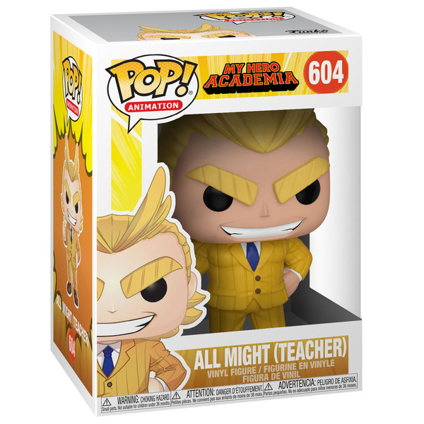 Figurine All Might 604 My Hero Academia Funko Pop