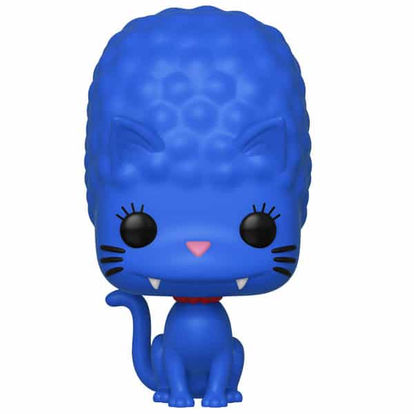Figurine Panther Marge 819 The Simpsons Funko Pop