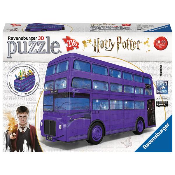 Harry Potter - Puzzle 3D Magicobus 216 pièces