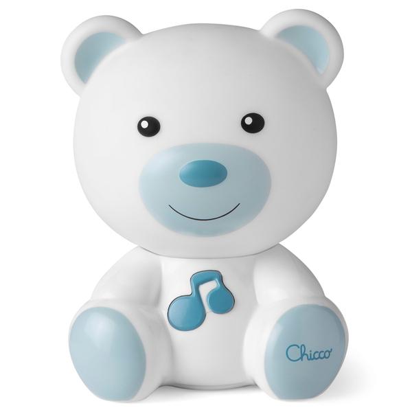 Veilleuse musicale Dreamlight Ours Bleu