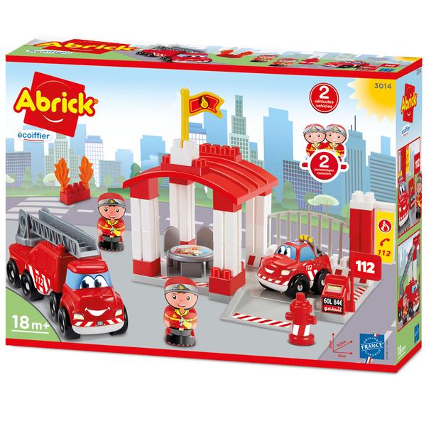 Caserne de pompiers Abrick