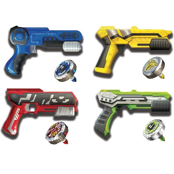 Spinner MAD - Single Blaster 1 gun et 1 toupie