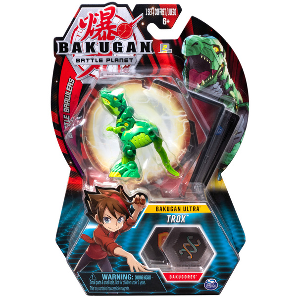 Figurine Bakugan Battle Planet Ultra