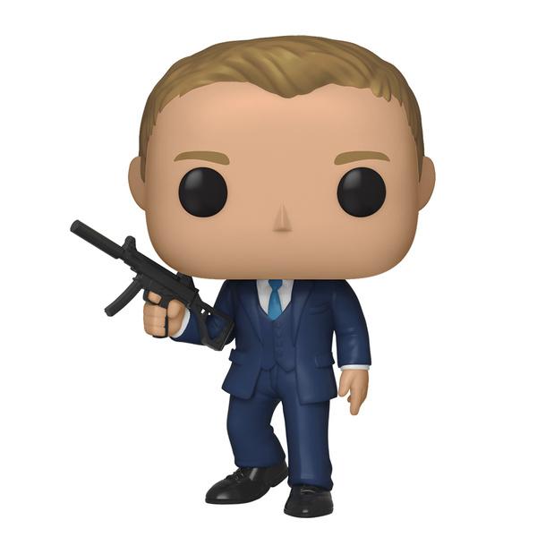 Figurine James Bond Daniel Craig 688 Funko Pop