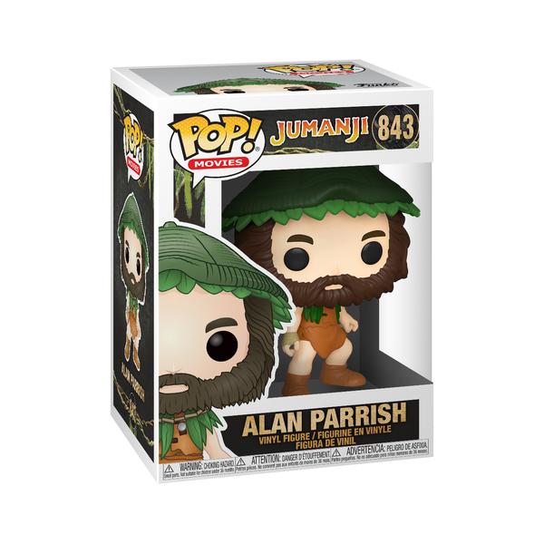 Figurine Alan Parrish 843 Jumanji Funko Pop