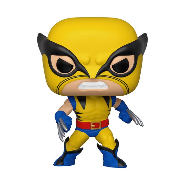 Figurine Wolverine 547 80 ans de Marvel Funko Pop