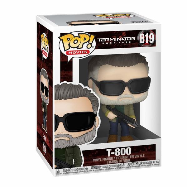 Figurine Terminator Dark Fate T-800 819 Funko Pop