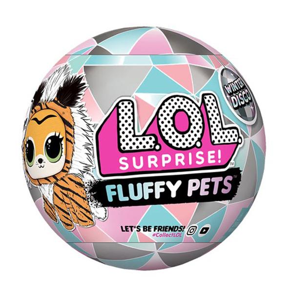 LOL Surprise Winter Fluffy Pets
