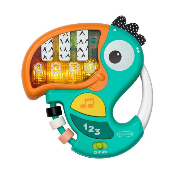 Piano toucan
