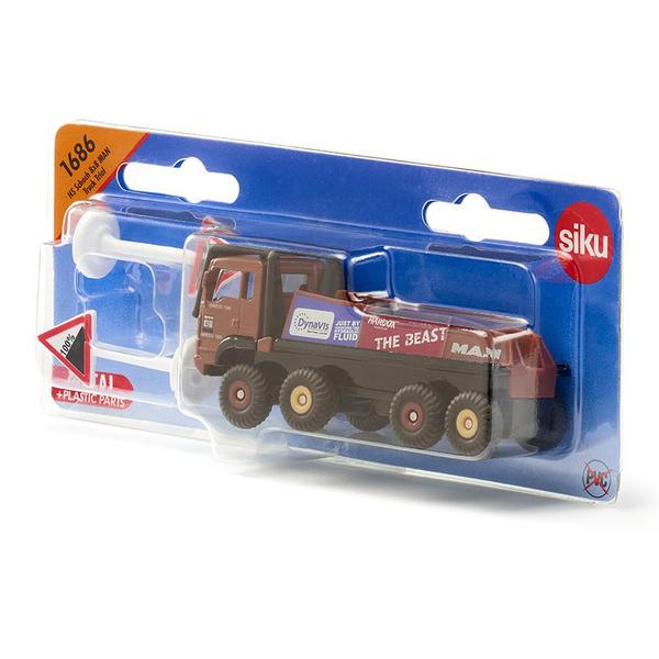 Camion Man HS-Schoch 8x8 Truck Trial