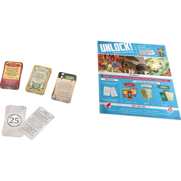 Escape Game - Unlock Timeless Adventures