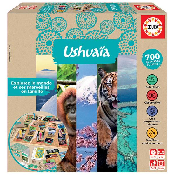Jeu Ushuaïa Junior