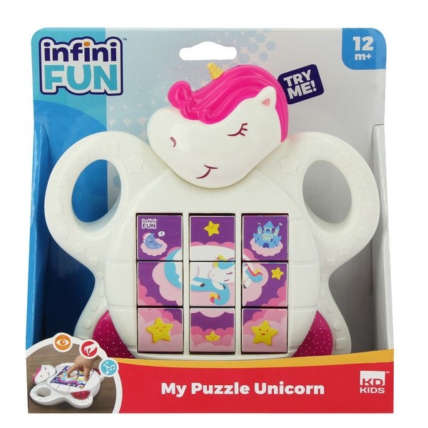 Rouli Puzzle licorne