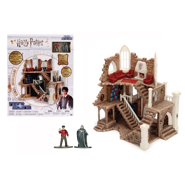 La Tour Gryffondor Playset Happy Potter