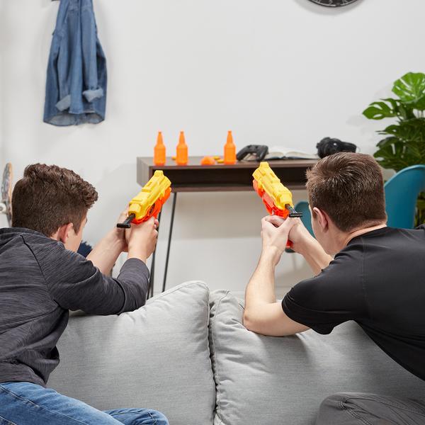 Pistolet Nerf Alpha Strike Cobra RC-6 Dual Target