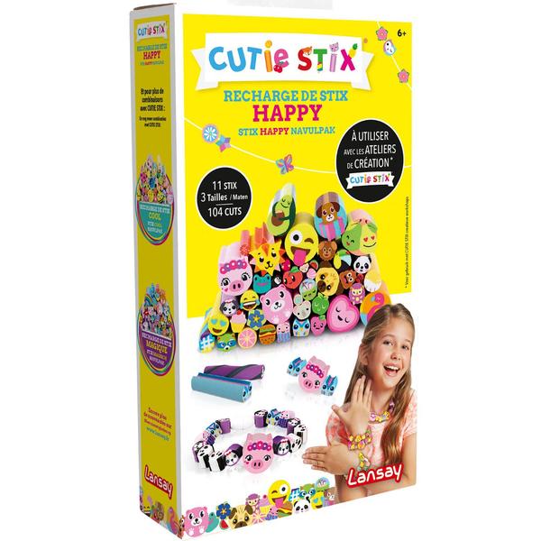 Cutie Stix recharge Happy