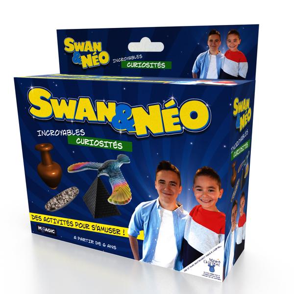 Swan et Néo incroyables curiosités