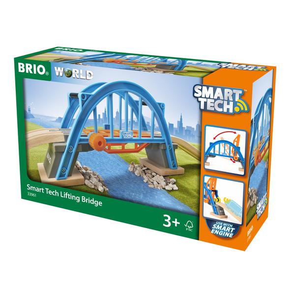 33961 - Brio World Smart Tech - Pont levant