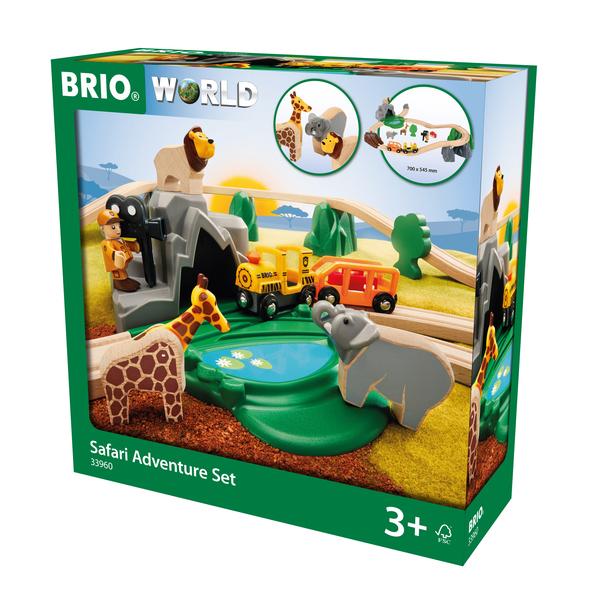 33960 - Brio World - Circuit reportage Safari
