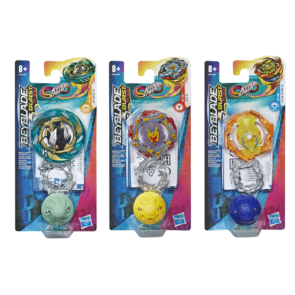 Toupie Beyblade - Single Pack Beyblade Burst Rise Hypersphere