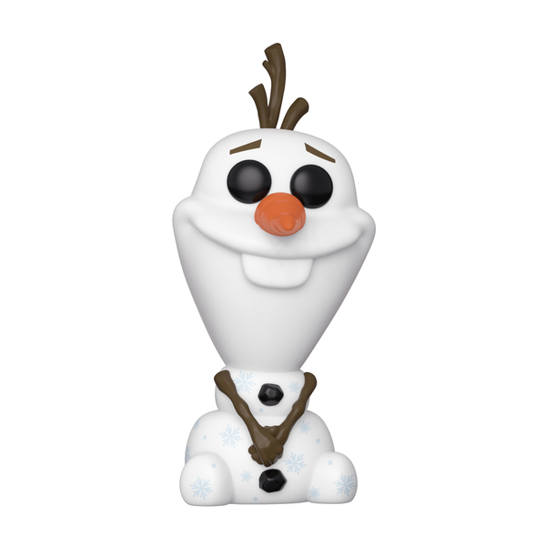 Figurine Olaf 583 La Reine des Neiges 2 Funko Pop