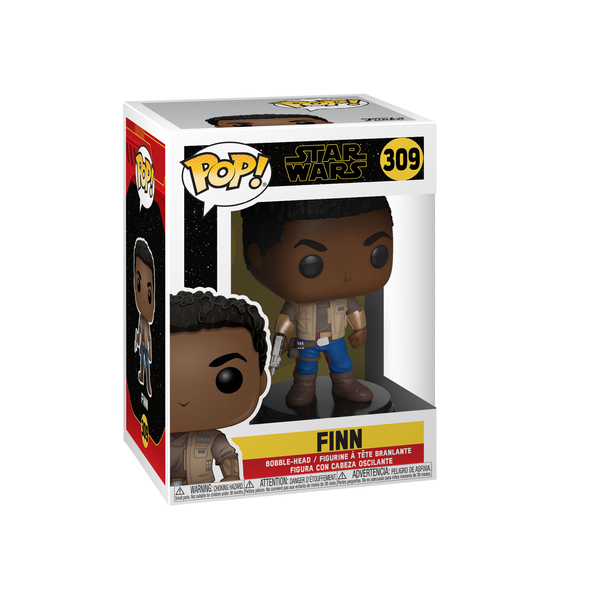 Figurine Finn 309 Star Wars 9 Funko Pop