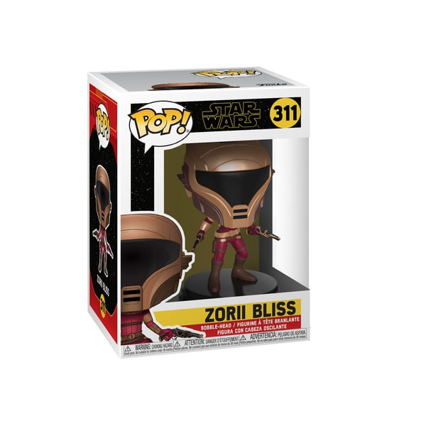 Figurine Zorii Bliss 311 Star Wars 9 Funko Pop
